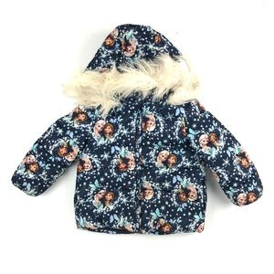 H&M Disney Frozen winter jacket